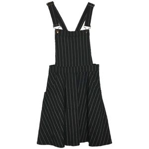 ☀️5 for $25 Xhilaration Striped Pinafore Dress